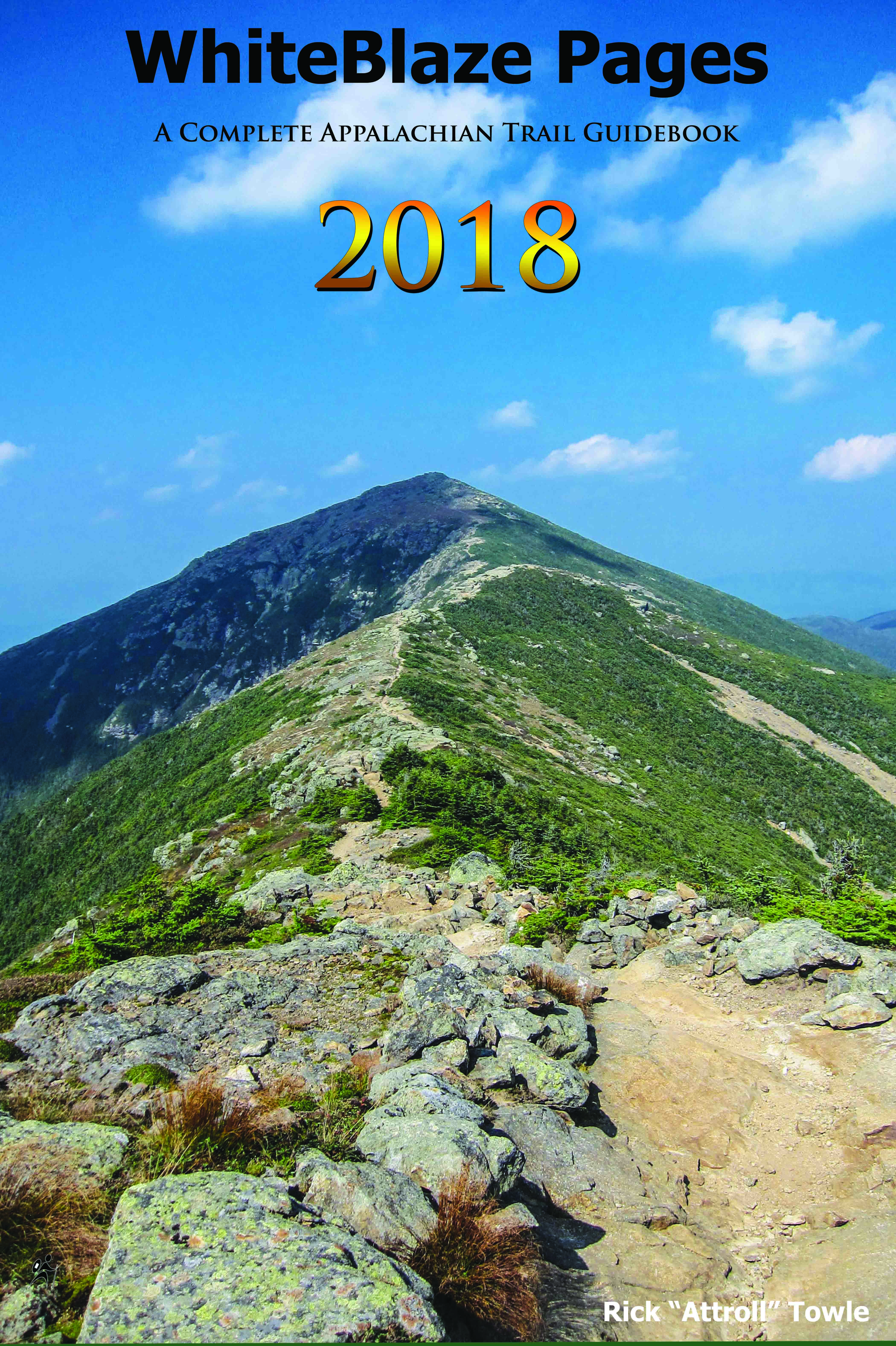 2018 Whiteblaze Pages cover