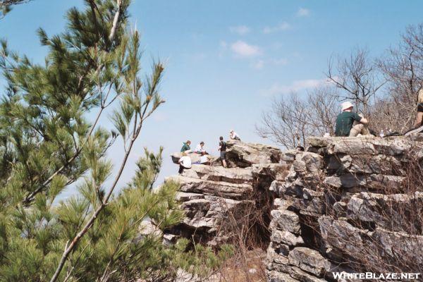 Black Rock Cliffs