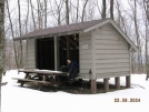 Wilson Creek Shelter by  in Virginia & West Virginia Shelters