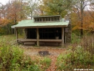 Silers Bald shelter by kgilby in North Carolina & Tennessee Shelters