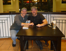 Me With Les Stroud by perrito in Members gallery