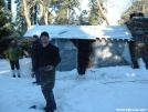 Mt. Collins Shelter  29 Dec. 2005 by edtheshark in North Carolina & Tennessee Shelters