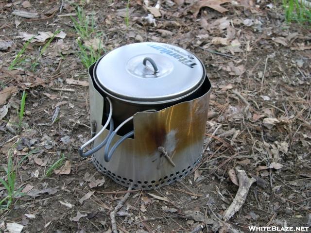 Windscreen & cookpot