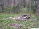 Duncan Ridge Trail - Bryson Gap campsite