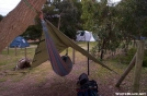 my hammock by Bogan in Hammock camping