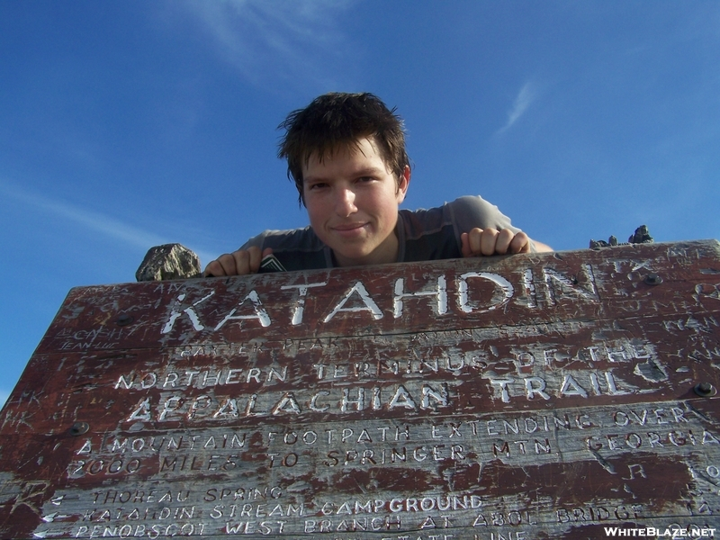 Kirby On Katahdin