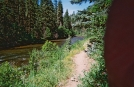Colorado:  Pine River Trail by halftime in Other Trails