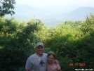 Buck and Roo on Springer Mountain by buckowens in Section Hikers