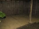 Inside Rock Gap Shelter