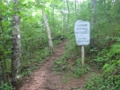 Nantahala National Forest sign by buckowens in Section Hikers