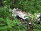 Plane Crash near Muskrat Creek by buckowens in Section Hikers