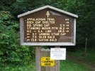 Sign at Rock Gap by buckowens in Section Hikers