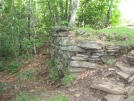 Stone Work near Wesser Bald by buckowens in Section Hikers
