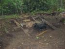 Wayah Bald Shelter Campfire Ring