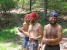 Mangrove, J-Beard, & Dash by Chocolate Bandito in Thru - Hikers