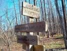 Dicks Creek Gap Sign