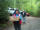 Grits 07 and Kinkora Bob by G-WALK in Thru - Hikers