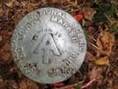 Trail Marker by G-WALK in Views in Virginia & West Virginia