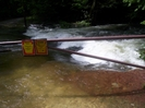 Pa Trail Flooding North Of Duncanon by G-WALK in Trail & Blazes in Maryland & Pennsylvania