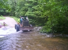 Pa Trail Flooding North Of Duncanon