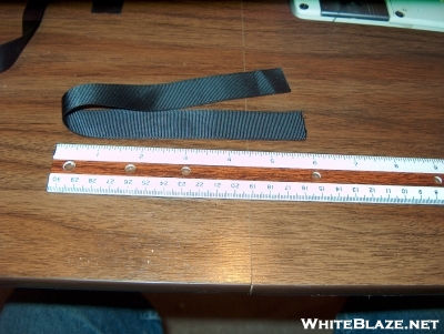 Bottom attachment straps