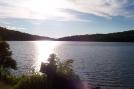 Stratton Pond by gypsy in Long Trail