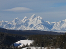 Teton Mountain Range by minish223 in Continental Divide Trail