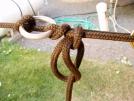 Hammock Suspension Knot by BuKu in Hammock camping