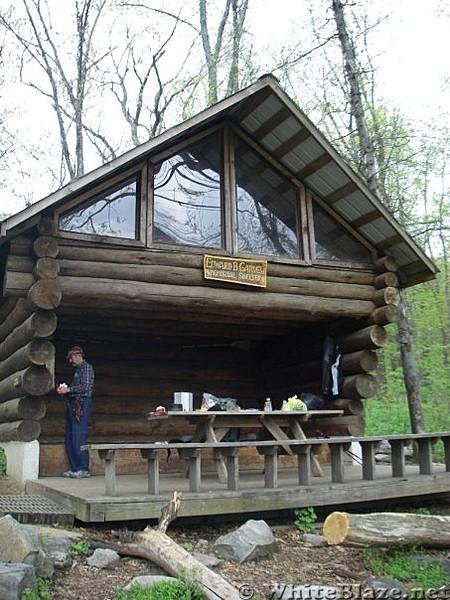 Garvey shelter