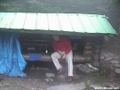 Shelter on top of Grandfather mnt by eventidecu in Views in North Carolina & Tennessee