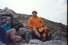 Reverend Yukon Jack & Toolshed On Katahdin by Toolshed in Section Hikers