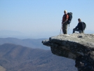 Mcafee Knob In February by J5man in Faces of WhiteBlaze members