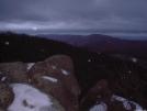 """""""sunrise"""" on The Priest by Walk On Boy in Views in Virginia & West Virginia"""
