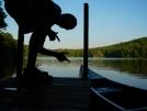 Upper Goose Pond by Walk On Boy in Thru - Hikers