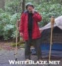 Me....NW of Tyro, Va.. by RiverWarriorPJ in Tent camping