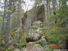 goodrich rock near greeley ponds by nitewalker in Views in New Hampshire