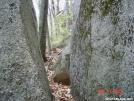 2005 greeley ponds hike