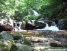Vermont AT waterfall swinning hole