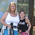 Kadie Bug and I by BumpJumper in Florida Trail