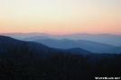 Sunset atop Wayah Bald by midnight_recon in Views in North Carolina & Tennessee