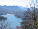 Watauga Lake by Possum Bill in Views in North Carolina & Tennessee