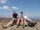 Family Near Grassy Ridge by Possum Bill in Views in North Carolina & Tennessee