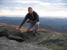 Houston Ridge Near the Summit of Hump by Possum Bill in Views in North Carolina & Tennessee