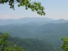 View from White Rocks Mtn by Possum Bill in Views in North Carolina & Tennessee