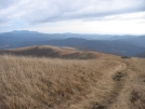 Hump Mountain Hike by Possum Bill in Views in North Carolina & Tennessee