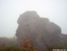Massive Rock after Thomas Knob Shelter by Sir Evan in Views in Virginia & West Virginia