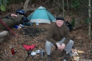 Betty Creek Trail Camp by Caveman1 in Section Hikers