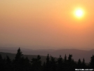 Almost Sunset on Glastenbury Mountain AT/LT by Quoddy in Views in Vermont