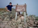 Rigormortis on Katahdin by B Thrash in Section Hikers