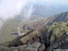 View From The Knifes\' Edge by B Thrash in Trail & Blazes in Maine